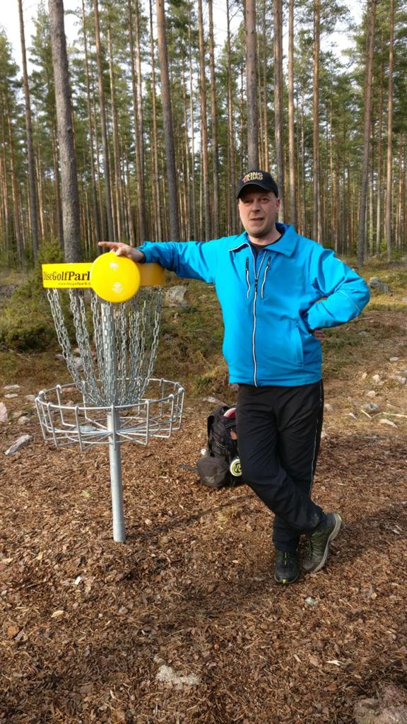 Marko Taalikka holari väylälle 9.